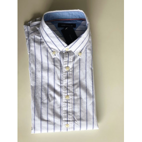 88bc6e7825725 Camisas Tommy Hilfiger Para Hombre - Camisas de Hombre en Mercado ...