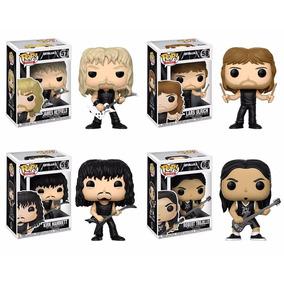 Metallica Banda Completa - Pop - Funko