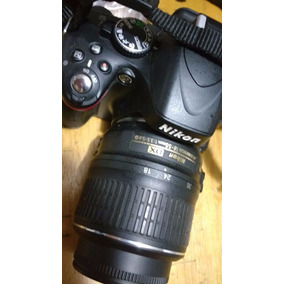 Câmera Nikon D 5100 Completa, 1 Baterias, Carregador, Alça