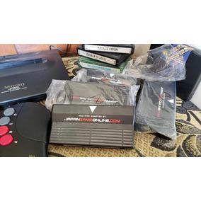 Adaptador Para O Neo Geo Aes Pegar Fitas De Mvs Fliperama F1
