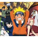 Naruto Chico 720p Dual Audio Para Pc En Usb 32 Gb