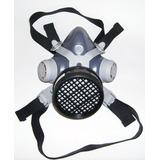 Mascara Respirador Pintura Químicos Gases Vapores Orgânicos