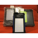 Power Bank Carga Solar (12.000 Mha ) Neww Único