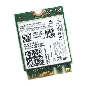 Placa Wireless Para Notebook M2 Dual Band Intel Ac-3165
