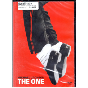 Dvd - Michael Jackson - The One