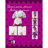 Lenceria Sexy Bata Pijama