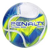 fe191a33dc Bola Futsal Penalty Digital 500 Termotec - Esportes e Fitness no ...
