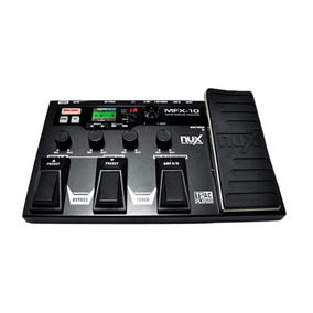 Pedaleira Nux Mfx-10