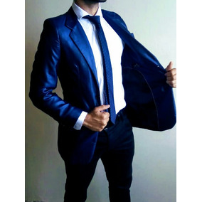 Blaiser Slim Azul Corte Italiano