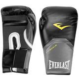 Luva Preta Everlast Pro Style Elite 14 Oz - 2314