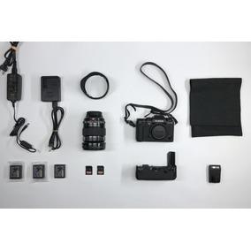 Fujifilm X-t2 Com Battery Grip E Lente Xf 16-55mm F2.8