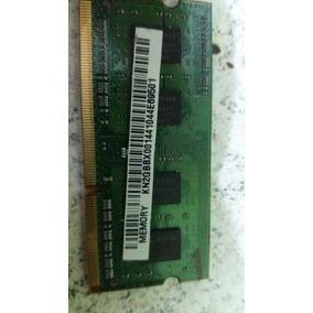 Memoria Para Notebook Ddr3 2g (teikon) Pc3l 12800s