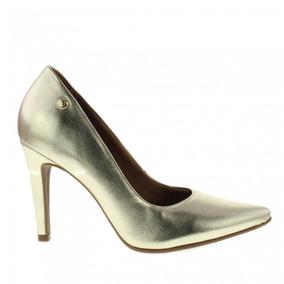 Sapato Feminino Scarpin Sara Cristina 91.804 Salto Agulha