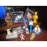 Lote De Varios Juguetes De Star Wars
