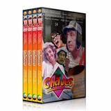 Chaves Em 18 Dvds 174 Ep. Dub. Clássica Sbt + Obrig Chaves