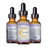 Doble Talla (2 Oz) Pure Vitamin C Serum Para Rostro 20% Con