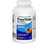 Preservision Areds Eye Vitamin Amp; Suplemento Mineral, Tab