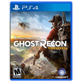 Ghost Recond Wildlands Ps4