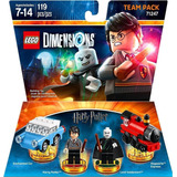 Lego Dimensions - Harry Potter - Team Pack