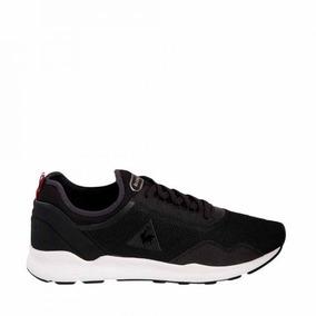 Tenis Casual Caballero Sportif Color Negro Textil If1298 A