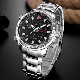 Relógio Masculino Original Naviforce Top