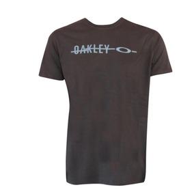 Camiseta Frizzly Elipse Tee Jet Oakley d1a1d35b3860e