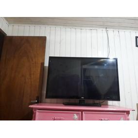 Tv Lg 42ls4600 Tem Som Mas Não Tem Imagem A Tela Fica Azul.
