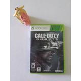 Call Of Duty Ghosts Xbox 360 Garantizado