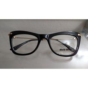 0bb0b277105cf Armacao De Garu Miu Miu - Óculos no Mercado Livre Brasil