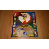 Album Mundial Korea Japon 2002 Panini Completo