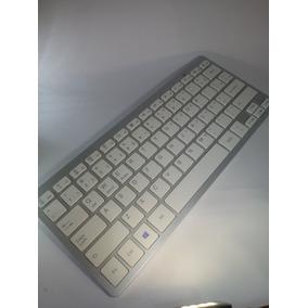 Teclado Wireless Para Tablet Smartphone E Pc