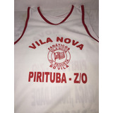 Camisa Do Vila Nova Jd Paqueta Sp Torcida
