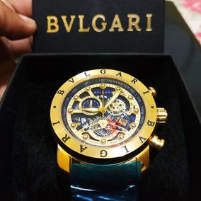 9109a1b286a6f Relogio Bvlgari Replica Barato - Relógios no Mercado Livre Brasil