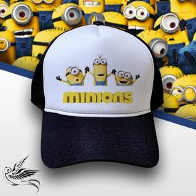 Boné Minions - Bonés no Mercado Livre Brasil 4f548857652