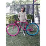 Bicicleta Fixie Rolled Erikson - Nuevas Armadas O Embaladas