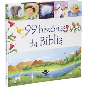 99 Histórias Da Bíblia - Livro Infantil - Sociedade Bíblica