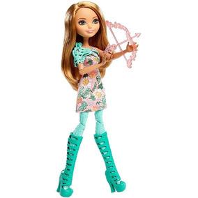 Boneca Ever After High Ashlynn Ella Com Arco E Flecha Top