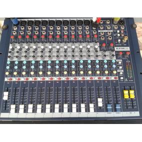 Consola Soundcraft Epm 12 - 12 Canales Nueva De Caja