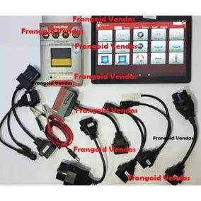 Scanner Easydiag Pro3 + Tablet 10 Pol + Kit De 8 Cabos 2019