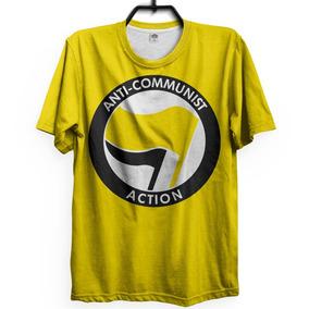 d5ba02d513 Camisetas Anti Comunismo Masculino - Camisetas e Blusas no Mercado ...