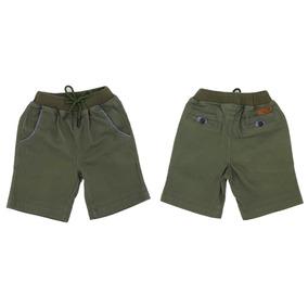 Short Casual Para Niño Con Agujeta 03839