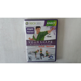 Your Shape Fitness Evolved - Xbox 360 - Original
