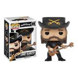 Funko Pop Rocks Lemmy Kilmister