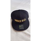 Gorra Nike Fc Futbol Negra Unisex Cuotas Envio Gratis 67531c7c30e