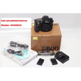 Nikon D600 24.3mp Digital Slr Camera