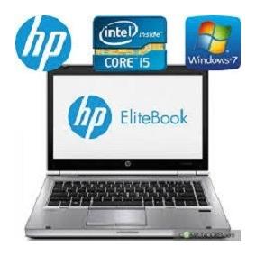 Notebook Kit 3hp Elitebook 8470p I5 4gb 320gb Vitrine