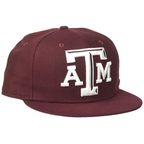 Gorra New Era Gorra Texas Aggies Atm Fitted 59fifty 7 1/2
