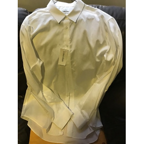Camisa Blanca Calvin Klein
