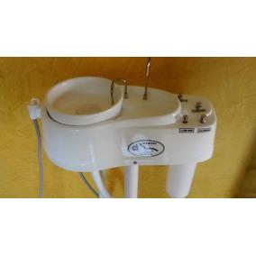 Escupidera Dental,sistema Flush,eyector,,escupidera Ceramica