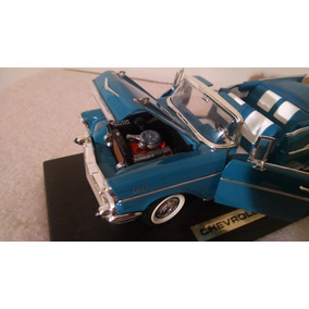 Chevrolet Bel Air 1957 1/18 Roadlegends Nuevo Espectacular!